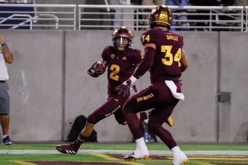 ASU Football: Sun Devils flip, twist and turn to 28-10 win over upset-bound Stanford