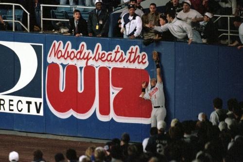 Revisiting the 1996 ALCS Maier-assisted Derek Jeter homer