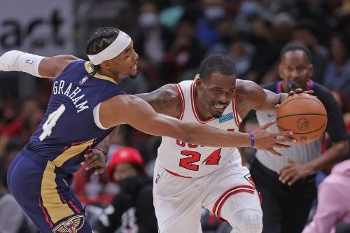 perfect preseason continues as Bulls smash New Orleans Pelicans
