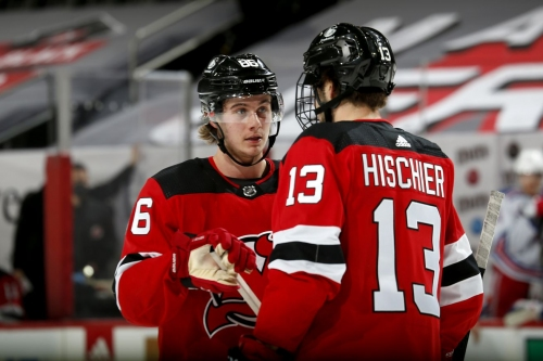 New Jersey Devils 2021-22 Season Preview Part 1: Forwards