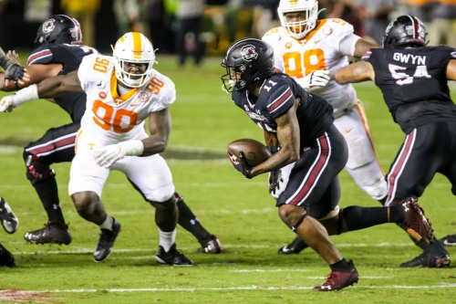 South Carolina at Tennessee Game Thread