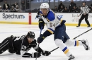 Blues assign three players to AHL's Springfield Thunderbirds