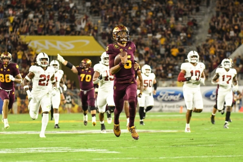Gallery: Sun Devils stay undefeated in Pac-12 play