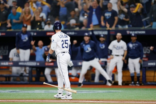 ALDS Game 2 Instant Reaction: DRaysBay Playoff Podcast Series