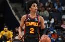 Cooper pulls Hawks ahead late in 91-87 comeback win over Grizzlies