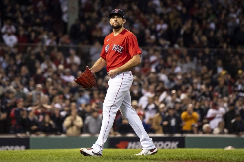 Red Sox vs. Rays Game 3 lineups: In Nate We Trust
