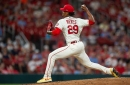 Hochman: The Cardinals' 2022 rotation has an open spot, and an intriguing candidate is Alex Reyes (yes, Alex Reyes)