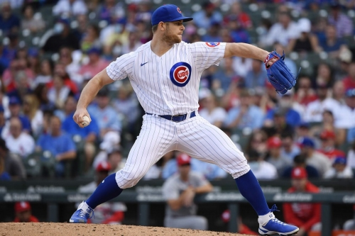 Cubs fake trade proposal: Rowan Wick to the Phillies