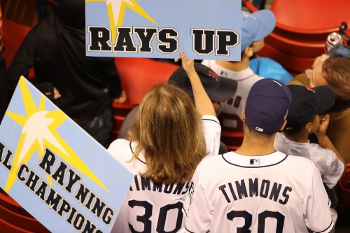Tickets are now on sale for potential Rays American League Championship Series
