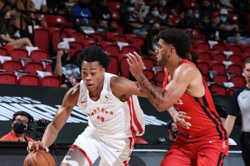 Houston Rockets vs. Toronto Raptors preseason game preview