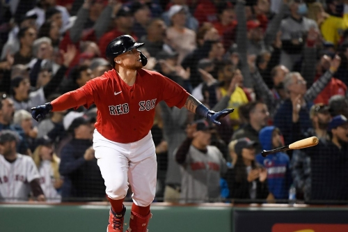 Red Sox vs. Rays Game 4 lineups: Bounce 'em out!