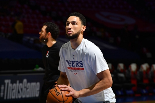 What does Ben Simmons want?