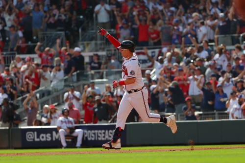 Battery Power: Joctober reigns as Braves take 2-1 lead on Brewers in NLDS