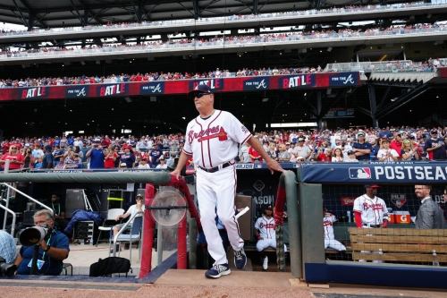 Braves looking to close out NLDS in Game 4