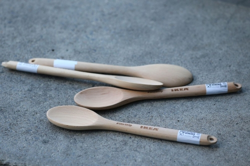 Cub Tracks' spoon-fed