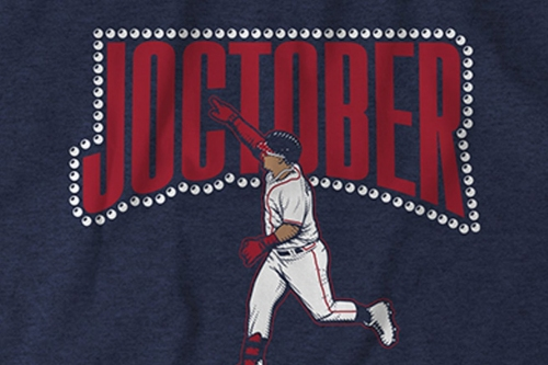 """Get the new """"JOCTOBER"""" shirt now from Breaking T!"""
