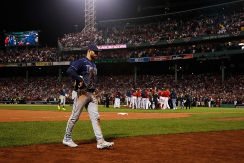 ALDS Game 4 Instant Reaction: DRaysBay Playoff Podcast Series