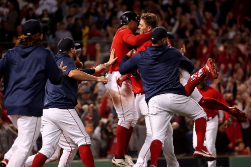 ALDS Game Four Reaction Show: Going to the ALCS