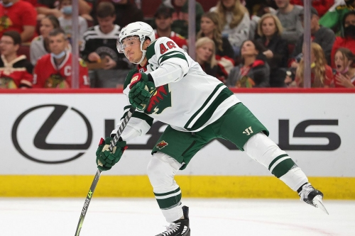 Wild announce Opening Night roster