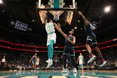 2021-22 Hornets Player Preview: Nick Richards