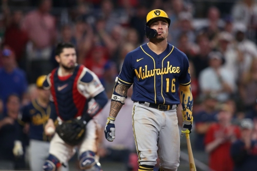 Milwaukee's season ends in NLDS elimination as they lose to Atlanta, 5-4