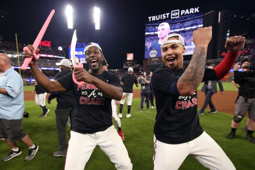 The Daily Chop: Braves Advance to NLCS, Jorge Soler Misses Game 4, Plus More