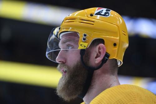REPORT: Predators extend Mattias Ekholm