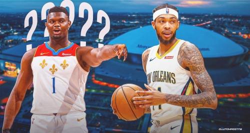 Latest on Brandon Ingram is much rosier than Pelicans' Zion Williamson update