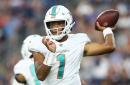Dolphins QB Tua Tagovailoa practices on Wednesday; should be ready to go Sunday vs Jaguars