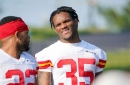 Chiefs vs. Washington Wednesday injury report: 7 Kansas City players out of practice