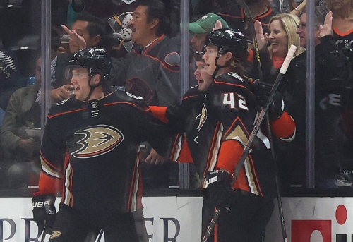 Jets dropped by Ducks with Scheifele serving final game of playoff suspension