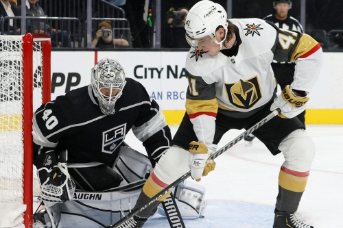 Golden Knights at Kings Preview: Vegas looks to start its first winning streak of the season
