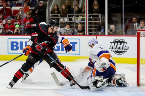 Opening Night - Canes vs. Isles Game Preview