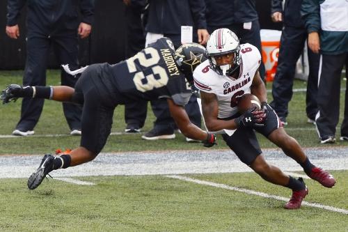 Odds: South Carolina heavy favorites vs. Vanderbilt