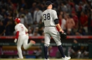 Andrew Heaney was the least valuable Yankee in 2021