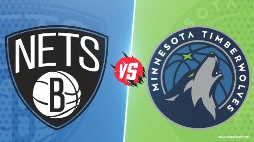 NBA odds: Timberwolves vs. Nets preseason prediction, odds, pick, and more – 10/14/2021
