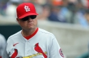 Cardinals fire Mike Shildt