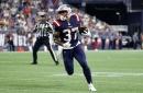 Patriots vs. Cowboys Thursday injury report: Damien Harris, Shaq Mason upgraded to limited participation