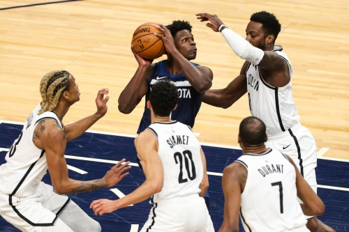 Preseason Game Preview #4: Wolves at Nets