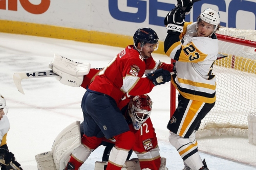 Recap: Panthers persevere past Penguins in prolific penalty packed proceeding