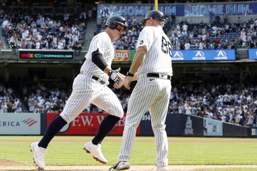 Today on Pinstripe Alley - 10/15/21