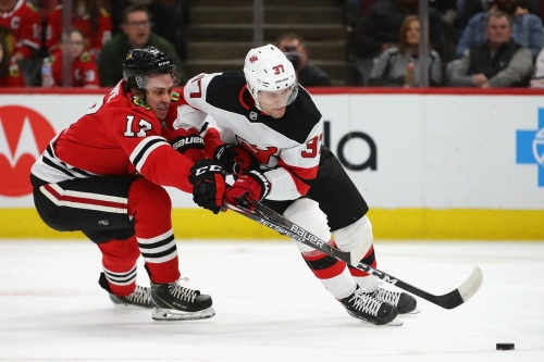 Signals Over the Air: Blackhawks at Devils Preview
