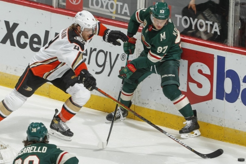 Wild at Ducks Preview: Anaheim hopes to stay undefeated at home