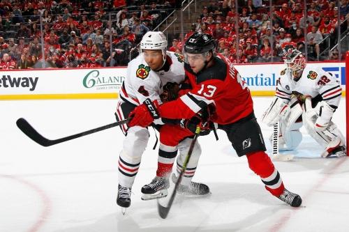 Blackhawks at Devils: Third period discussion