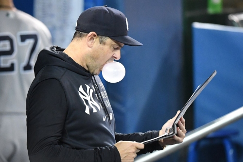 NYY news: Trading places?