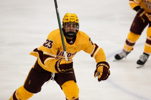 ASU Hockey: Sun Devils snap three-game skid with win over New Hampshire