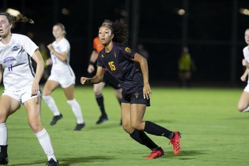 ASU Soccer: Sun Devils earn a draw against Washington State