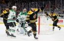 Preview: Bruins host Stars in season opener