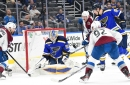 Blues at Avalanche Preview: It's finally opening night