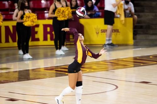 ASU Volleyball: Sun Devils fall after USC comeback